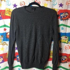 J Crew Italian Cashmere Yarn Sweater